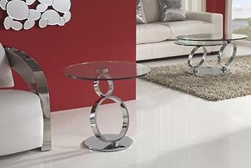 Tables d'appoint: modèle CERCLES.