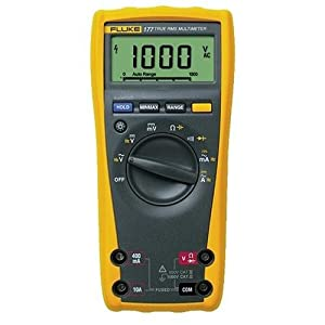 Fluke 177 True RMS Digital Multimeter with Backlight