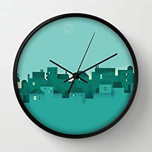 Tangcool Custom Clocks Art Design Wall Decor