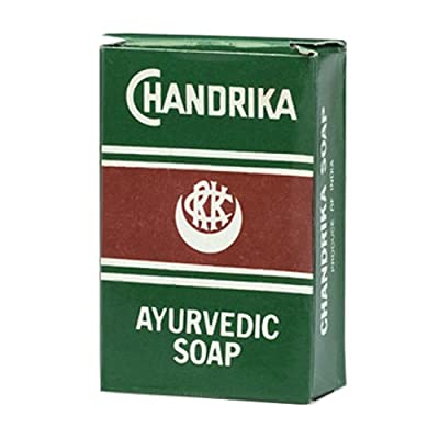 Chandrika Bar Soaps Ayurvedic 75 grams (a)