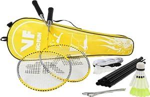 Vicfun Hobby-Set - Kit de accesorios para bádminton (tipo A)