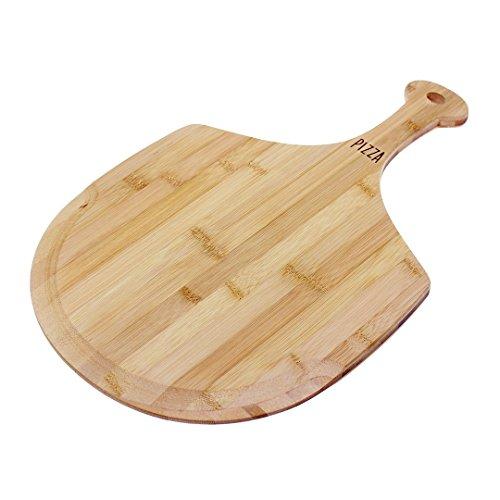 muymucho 木製 ピザピール Lサイズ Pizza Peel (L) PIZ01L