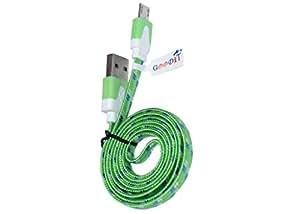 GooDiT Micro Usb Data Cable For Lava Iris 350
