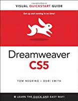Dreamweaver CS5 for Windows and Macintosh: Visual QuickStart Guide Front Cover