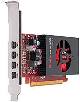 AMD FirePro W4100 2GB GDDR5 PCI Express Video Card