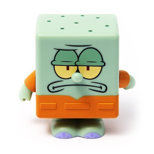 "Nickelodeon Squidward Collectible 3"" Vinyl Figure - 1"