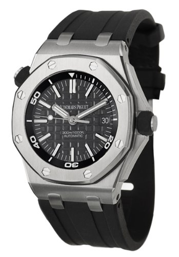 Audemars Piguet Royal Oak Offshore Diver Men's Watch 15703ST-OO-A002CA-01