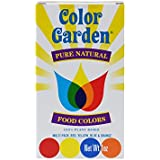 Pure Natural Food Colors - Multi Pack 4 / 1 oz Pkts