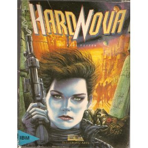 Hard Nova (Science Fiction RPG/PC DOS 3.5″ Diskette Version)