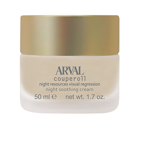 Arval Couperoll AC Complex Night Resources Visual Regression Night Soothing Cream 50 ml crema notte addolcente