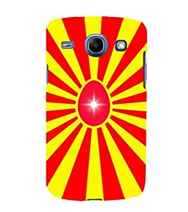 printtech Egg Star Back Case Cover for Samsung Galaxy E5 / Samsung Galaxy E5 E500F