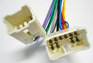 wire harness for installing a new radio into a. Black Bedroom Furniture Sets. Home Design Ideas