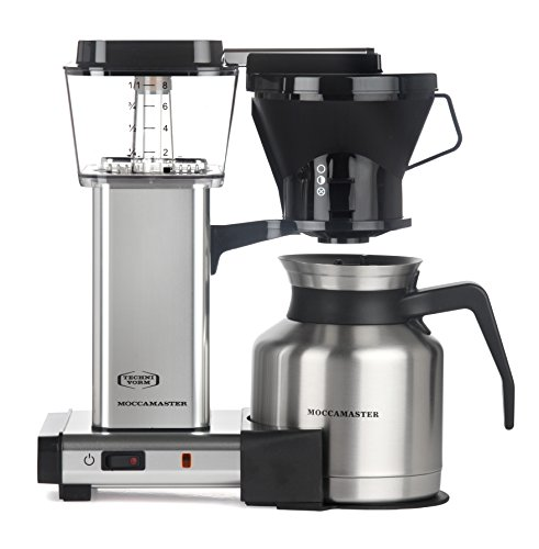 Moccamaster 79212 Kbts 8 Cup Coffee Brewer With Thermal