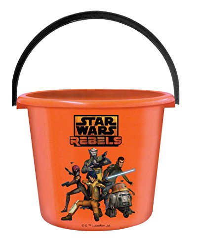 Rubie's Costume Star Wars Rebels Trick-Or-Treat Pail