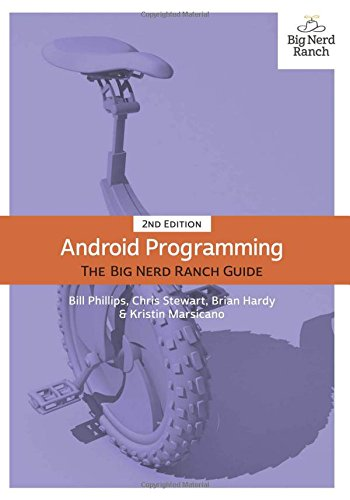 Android Programming:The Big Nerd Ranch Guide