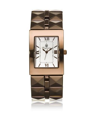 Burgmeister Reloj de cuarzo Venus Plata / Champán 36  mm