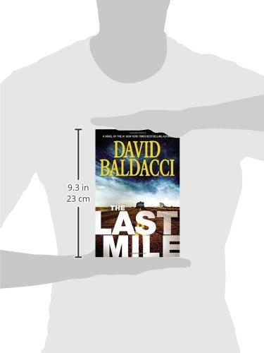 The-Last-Mile-Amos-Decker-series