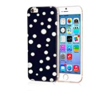 buy My Polaroid Iphone 6S Caseinnovative New Button Design Ensures An Extremely Easy To Press Button Experience For Iphone 6S (4.7) Apple Iphone 6S /6 (2015)(New)--Black Bottom And Spots