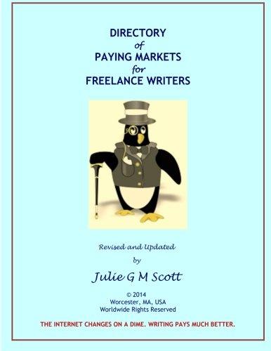 Paying freelance writers markets