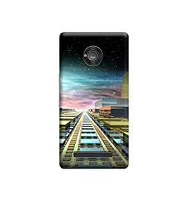 TransMute Premium Printed Back Case Cover With Full protection For Micromax Yuphoria YU5010 (Designer Case)