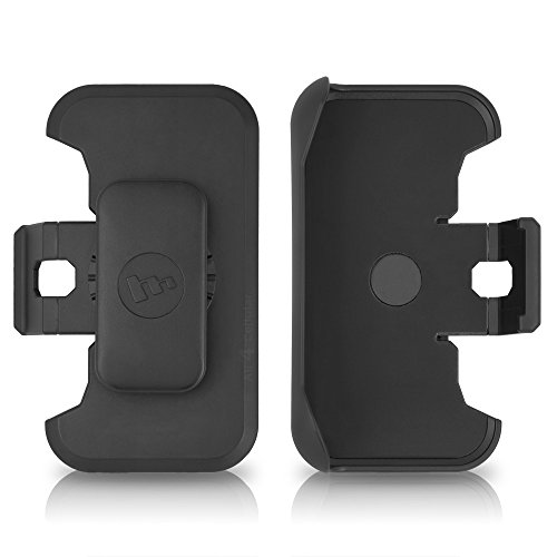 Mophie belt clip for Mophie Juice pack Pro iPhone 4s/4 Black (Iphone 4s Mophie Juice Pack Pro compare prices)