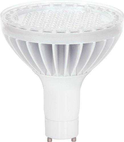 Satco S9060 17 Watt (90 Watt) 1120 Lumens Par38 Led Soft White 2700K Gu24 40 Beam Kolourone Light Bulb, Dimmable