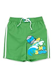 Mr Bump Magic Print Swim Shorts [T88-3964C-Z]