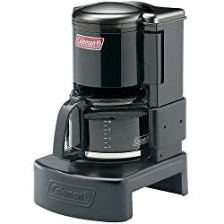 Coleman 5008C700T Camping Coffeemaker, Black made by Coleman