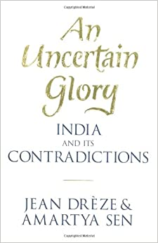 An Uncertain Glory : India and its contradictions price comparison at Flipkart, Amazon, Crossword, Uread, Bookadda, Landmark, Homeshop18