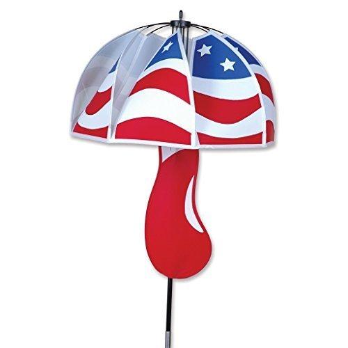 Premier Kites Mushroom Spinner, Patriotic by Premier Kites kaufen