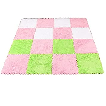 mousse fourrure puzzle puzzle tapis enfant tapis de sol n tapis tapis moelleux eva tapis de. Black Bedroom Furniture Sets. Home Design Ideas
