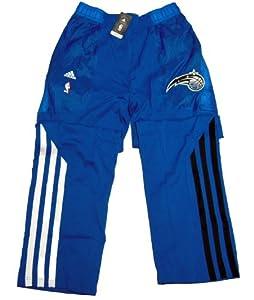 NBA Orlando Magic Basketball 2011-12 Team Issued Adidas Home Warm-up Pants by adidas