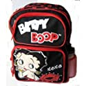 Betty Boop XOXO Backpack with Water Bottle.