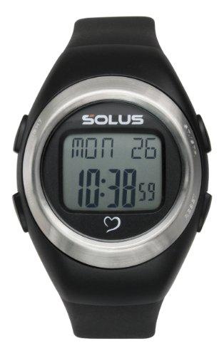 Bernex SL-800-201 - Reloj digital unisex de plástico Resistente al agua