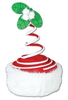Ddi Springy Mistletoe Hat (Pack Of 24)