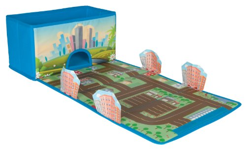 Toytainer Boys Shoebox Play N' Store