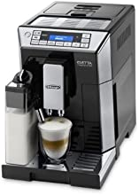 DeLonghi One Touch ECAM 45.366.B LatteCrema Kaffee-Vollautomat Eletta Cappuccino (Milchbehälter)