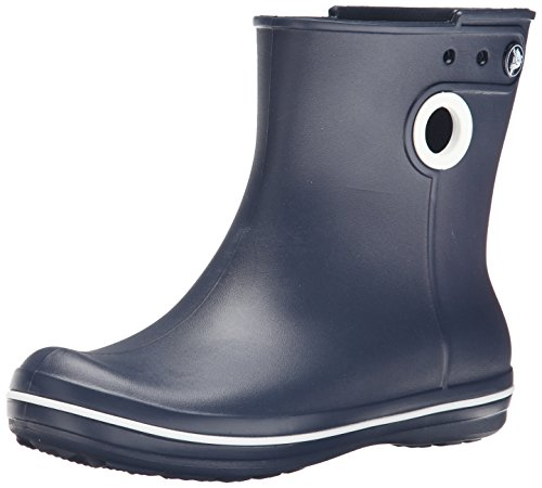 crocs-damen-jaunt-shorty-boot-kurzschaft-gummistiefel-blau-navy-410-39-40-eu