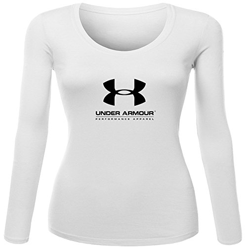 DIY Under Armour Logo For 2016 Womens Printed Long Sleeve tops t shirts
