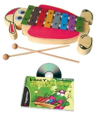 Voggenreiter-525-Voggys-Glockenspiel-Set