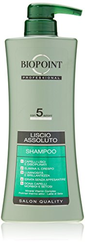 Bio Point Shampoo 400 Lisci