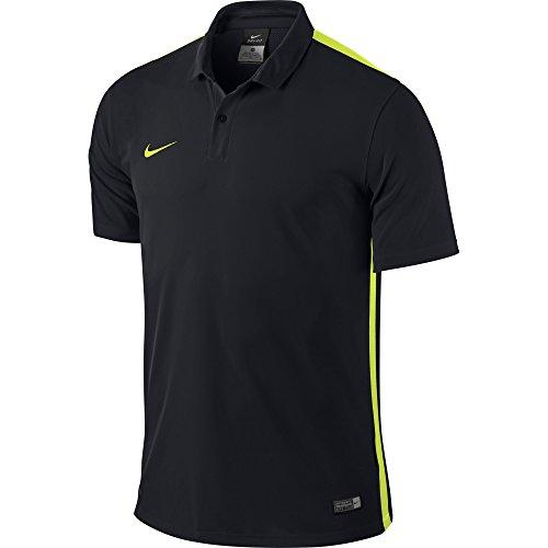 Nike Maglietta Challenge Jersey Colore Nero-Volt Taglia S
