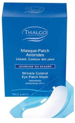 Wrinkle Control Eye Patch Mask 10x2patches