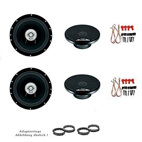 VW-Touran-Lautsprecher-Boxen-Tr-vorne-und-hinten