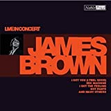 echange, troc James Brown - Live In Concert