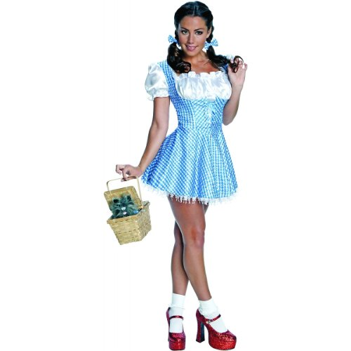 Sequin Dorothy Costume - Small - Dress Size 6-10