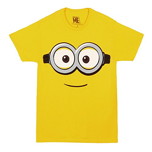 Despicable-Me-Minion-Slight-Smile-Adult-T-Shirt