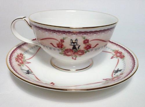 Noritake Majo Kiki tea coffee cup plate (Pink) MJ97221/H-612L