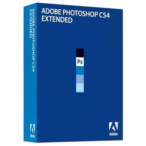 Adobe Photoshop Extended CS4 (Mac)