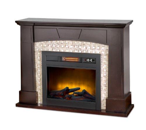 Dynamic Infrared Fireplace Dyn-Fp-1500-M26A-Jw01